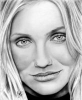 Cameron Diaz by Maiconvaz