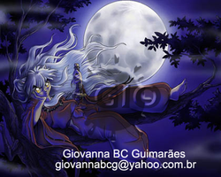 Full Moon, Bright Eyes by giovannag