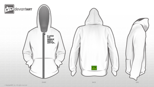 Hoodie Design by ShinigamiAceofHearts