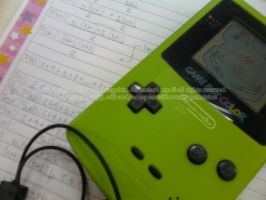 GBC - Gaming in the Break of the College by anikasgubim