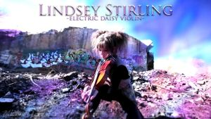 Lindsey Stirling EDV by TheEmGee