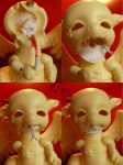Commission: Tongue mechanism by PuppitProductions