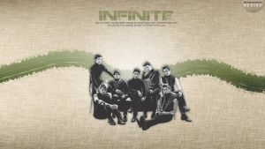 Wallpaper 15 -Infinite- by Min-Jung