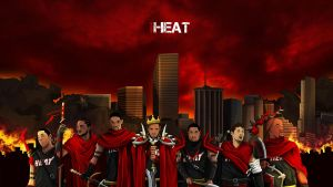 Miami Heat by jlo2006
