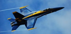 Blue Angels - Cleveland 2010 by GTX-Media