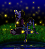 ZW: Fireflies by Faytale