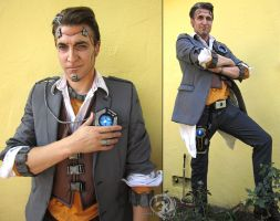 Handsome Jack Borderlands 2 by Lillyxandra