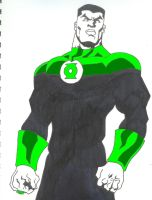 Green Lantern's Light by onetouchtakeover