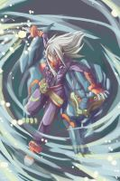 fanart Fou Lu Breath of Fire 4 by Himenyuu