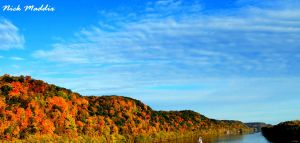 Fall on the Mississippi by moonlightrose44