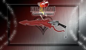 FFVIII Gunblade - Cutting Trigger - by WeapondesignerDawe