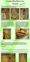 Tutorial: Shoe/Boot cover by Ryukai-MJ
