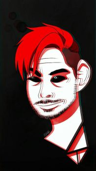 Darkiplier by TeamLapis