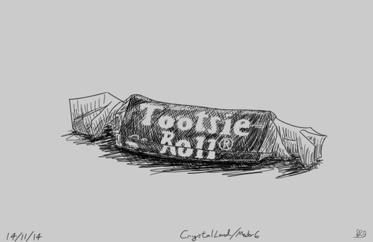Tootsie Roll - MLPLounge Challenge by Meater6