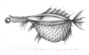 Eyefish new sketch 5 by StephanusEmbricanus