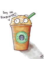 I'm a Frapuccino by Himmeys-Princess