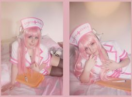 Sonico Nurse by FeryLullaby