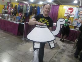 Anime Boston: HELLO MINE TURTLE! by XEPICTACOSx