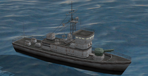 RESIDENT EVIL 6 BOAT by OoFiLoO
