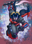 Transformers IDW Windblade by Natephoenix