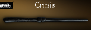 Crinis (Handmade Harry Potter wand) by Inspirement