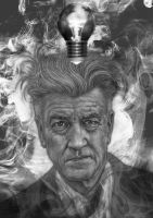 David Lynch by YannGOBART
