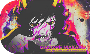 Gamzee Makara *Sign- by Passion-Colors