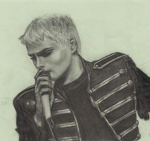 Gerard Way by KillJoy-BLind