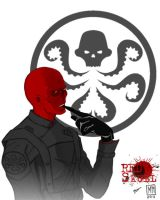 Red Skull by MadMoro