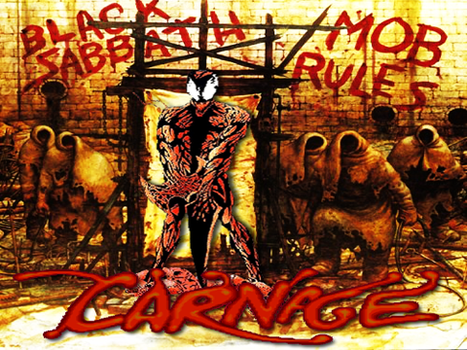 Maximum Carnage - The Mob Rule by MegaMac
