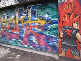 Graffiti Stock 63 by willconquers-stock