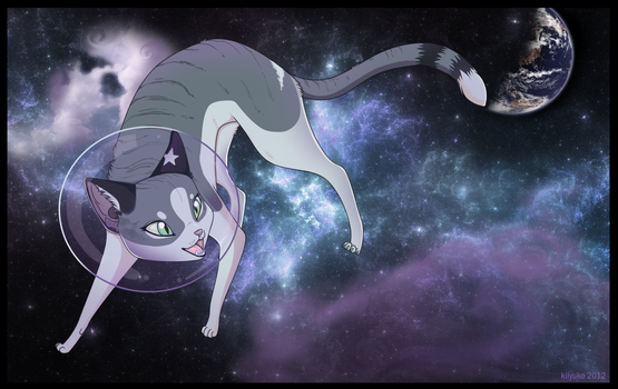 +::Astronomical Feline::+ by kiiyuko