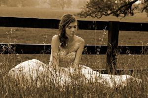 Sitting, Waiting, Wishing... by KCostaPhotography