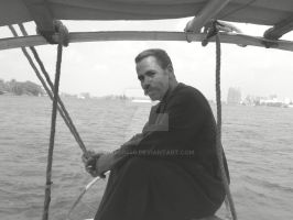 Faces on the Nile by gaber440