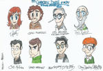 Characters' Doodle of the Day - 03/21/2015 by FelixToonimeFanX360