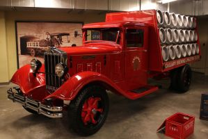Dirty Thirties Brewing Truck by KyleAndTheClassics