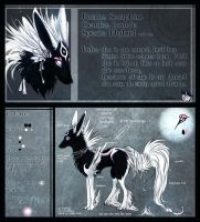 Ref Sheet: Seraphim by Snow-Body