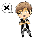 Jean Chibi by AcerbusKeeper