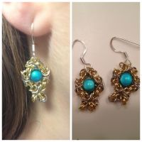 katerinaballerina14's earrings by OVERLORD8599