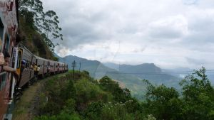 Train trip to Kandy by MorningGlory34