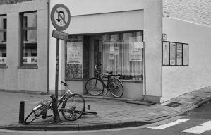 Bycicles by UdoChristmann