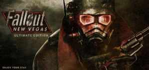 Steam Banner - Fallout New Vegas Ultimate Edition by Deathbymodding