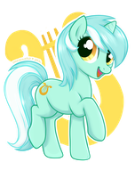 Lovely Lyra by onnanoko