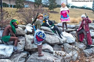 Katsucon 2015 - Zelda May Cry(PS) 16 by VideoGameStupid