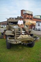 Hooton Park 1940's weekend 2015 (12) by masimage
