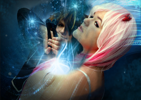 Inori -Guilty crown Cosplay by Taamy-chan