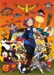 My heroes ! by Maliki-Officiel