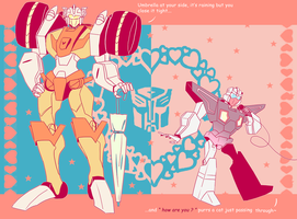 .:DROP POP CANDY feat. Rewind and Chromedome:. by JACKSPICERCHASE