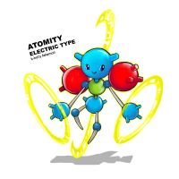 Atomity by k-hots