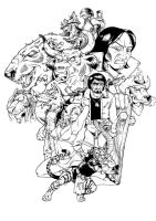 Meltdown Man by DarkJimbo